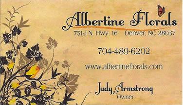 Albertine Florals