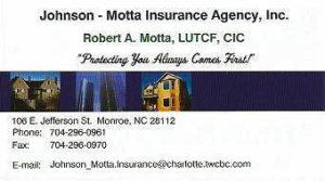 Johnson~Motta Ins Agcy