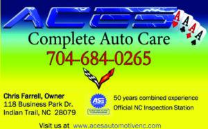 Ace's Automotive BC