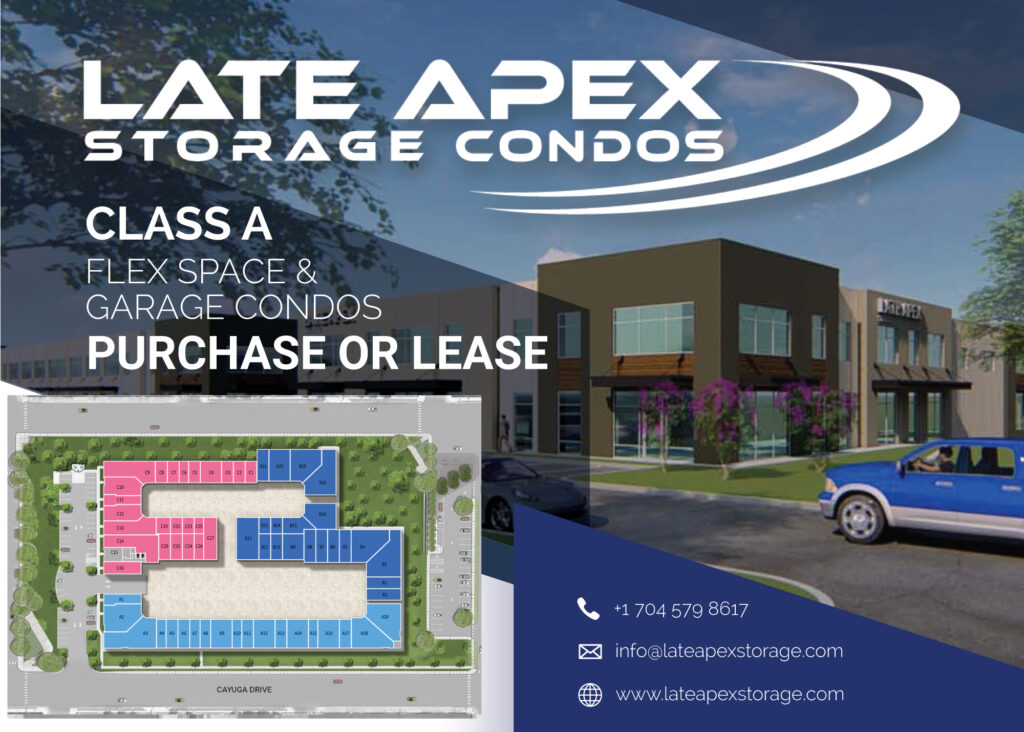 Late Apex Storage & Condos
