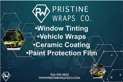 Pristine Wraps Co AD-2